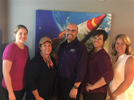 COUNCIL ROCK TEACHER WINS SCHOLARSHIP TO ATTEND SPACE ACROSS THE CURRICULUM EDUCATOR TRAINING