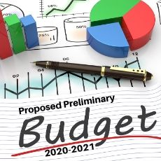 PUBLIC NOTICE OF 2020-2021 PROPOSED PRELIMINARY BUDGET