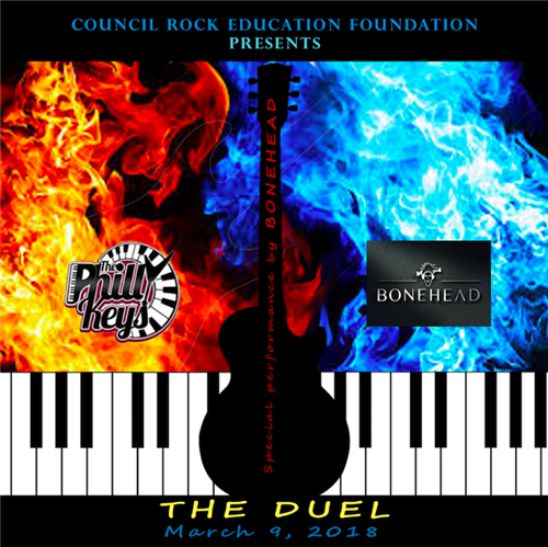 CREF PRESENTS THE DUEL, MARCH 9TH