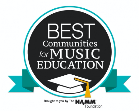 COUNCIL ROCK RECOGNIZED AS A BEST COMMUNITY FOR MUSIC EDUCATION
