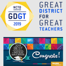 Great District for Great Teachers Badge