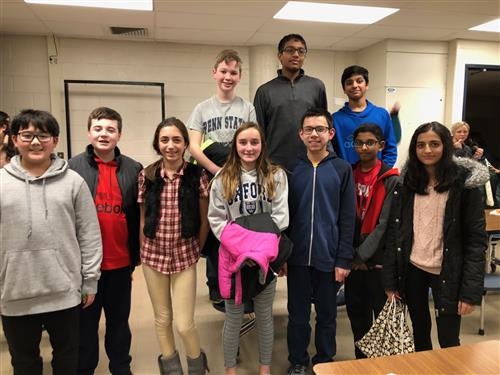CRSD STUDENTS EXCEL AT YOU BE THE CHEMIST CHALLENGE COMPETITION