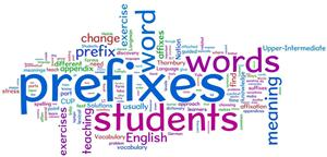 1 Roots Suffixes And Prefixes Are Called Word