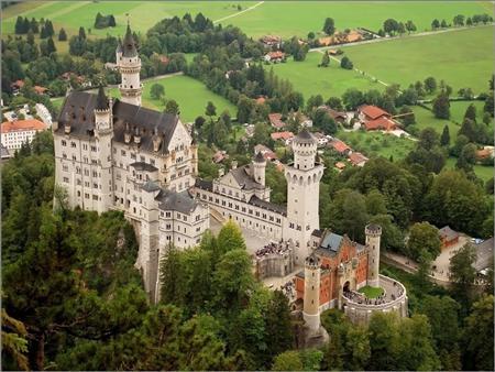 Schloss Neuschwannstein