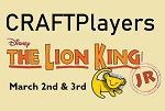 March 2 & 3, 2018 - The Lion King JR