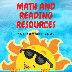 SUMMER MATH & READING RESOURCES