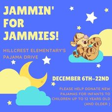 JAMMIN' FOR JAMMIES!