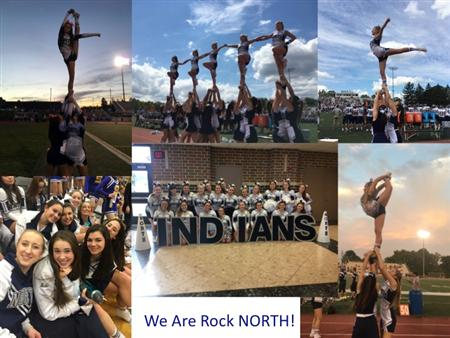 We are ROCK NORTH!
