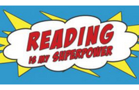 RHE SUPERHERO SUMMER READING 2018