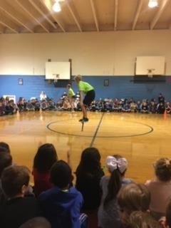 Rolling Hills Welcomes Zero Gravity Jump Rope and USA Jump Rope Team