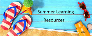 Summer Resources for Reading & Math