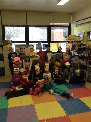 Read Across America with Mrs. D. Beck's Class