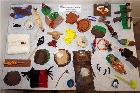 Gifted supportgr 1 4 6 mrs molishus 4th grade lenni lenape artifacts publicscrutiny Image collections