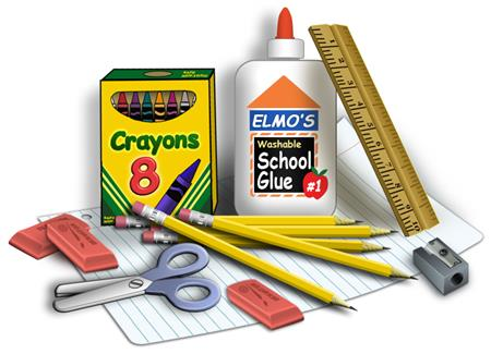 CLASS SUPPLY LISTS for the 2019-2020 SCHOOL YEAR