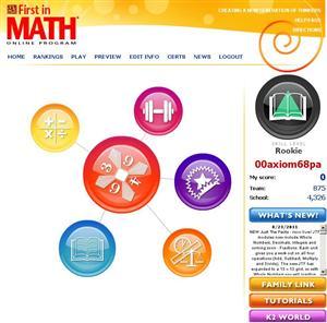 2nd - Mrs. Durkin / First in Math