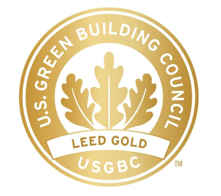 Leed Gold Certification Logo