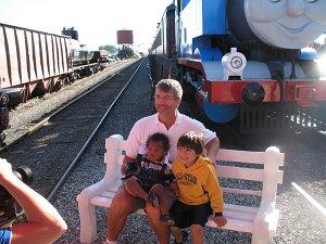 The Boys with Thomas