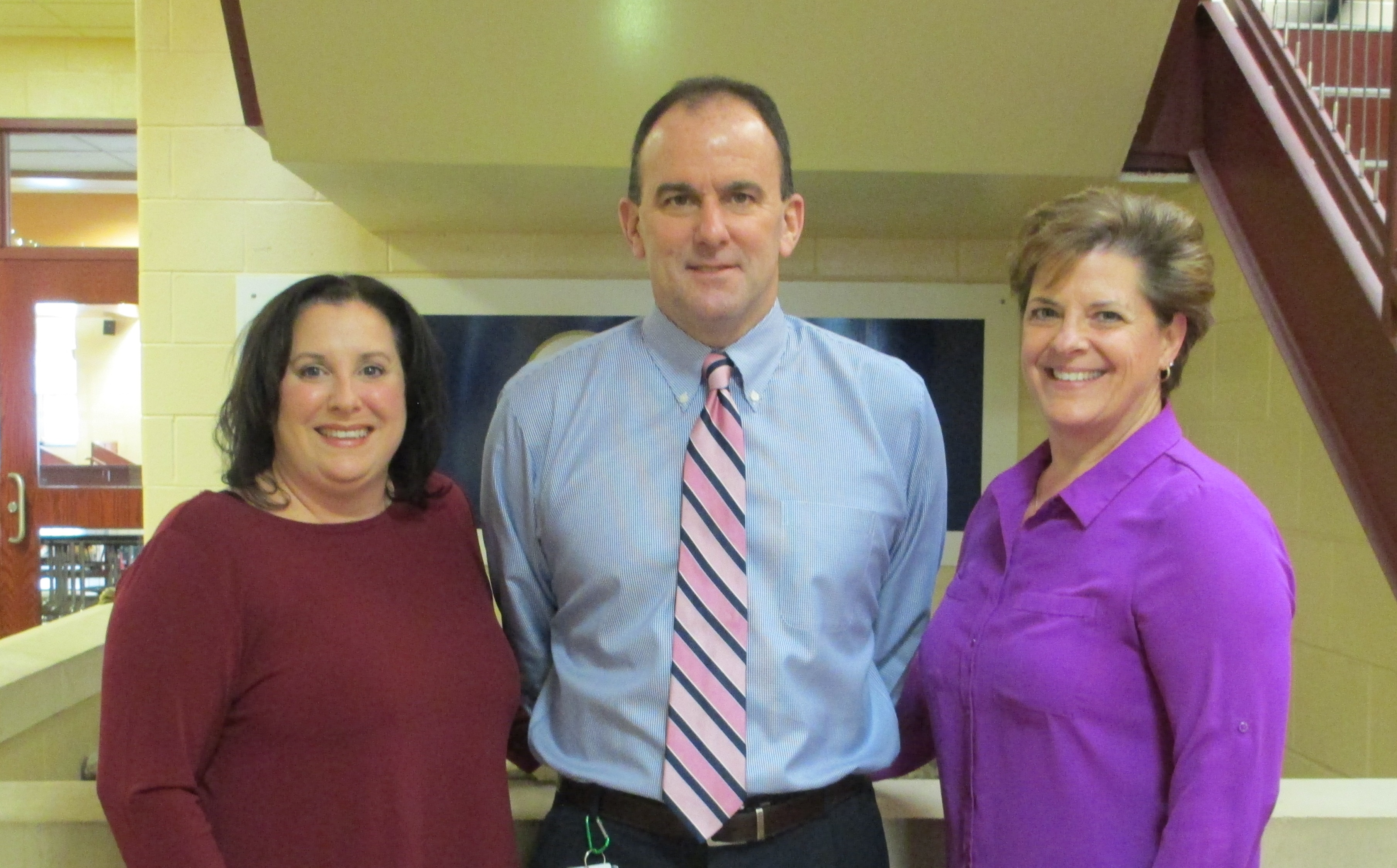 Secretaries and Assistant Principal