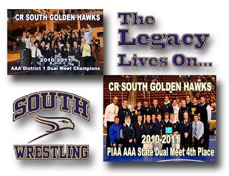 Congratulations Hawks!