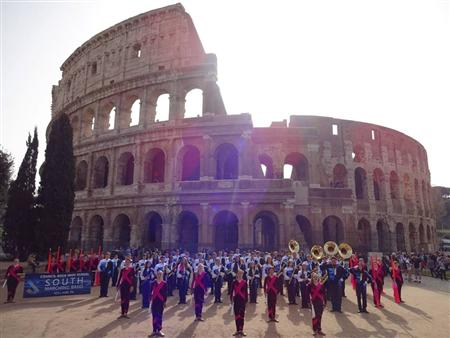 South by Colosseo