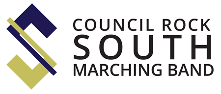 The Council Rock SOUTH Marching Band