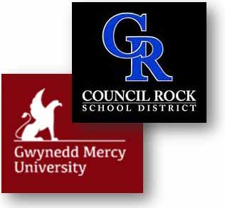 Council Rock and Gwynedd Logos