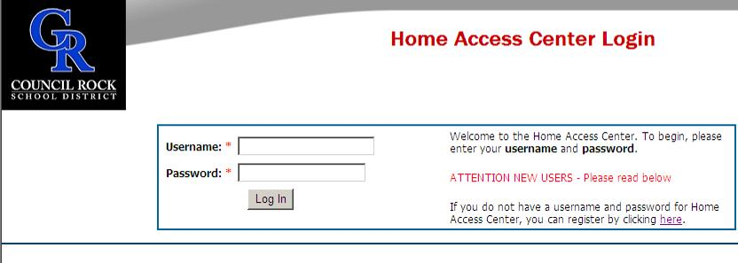 Home Access Picture