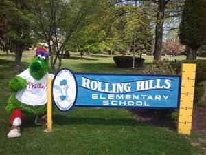Phanatic with Sign
